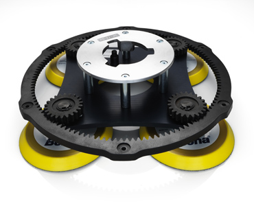 Bona PowerDrive Plate