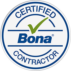 Bona Certified Contractor in North Wales