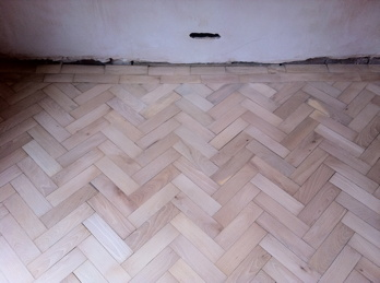 Cheshire Floor Sanding and Parquet Wood Block Repairs