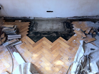 Parquet Flooring Repairs and Floor Sanding by Woodfloor-Renovations