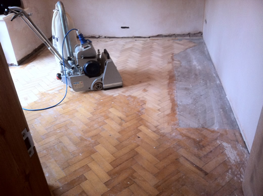 Floor Sanding and Sealing in Cheshire by Woodfloor-Renovations