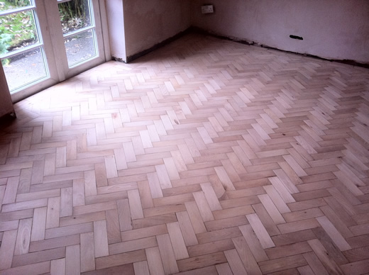 Wood Floor Restoration in Cheshire by Woodfloor-Renovations