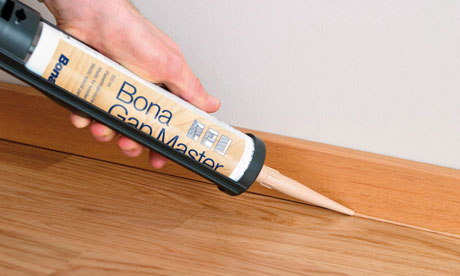 Bona Gap Master Wood Floor Gap Filling Image - How To Fill Gaps,Floorboards,Gap Filling,Wooden Flooring,Gap