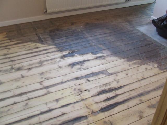 Floorboard And Parquet Wood Block Flooring Restoration In North