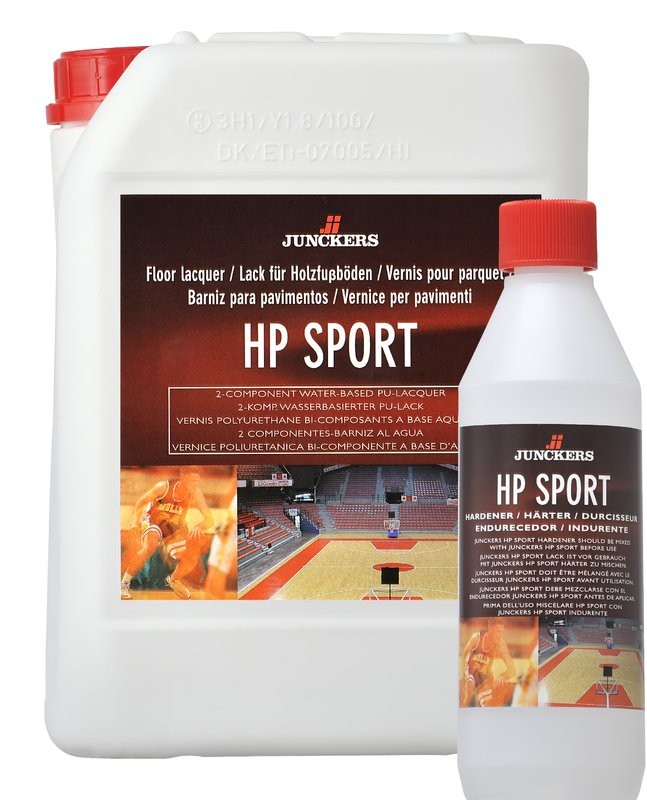 Junckers HP Sport Commercial Wood Floor Lacquer image