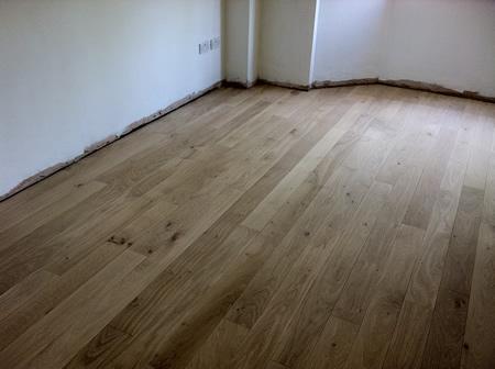 Junckers pro finish ultra matt lacquer wood floor sanding for North wood flooring