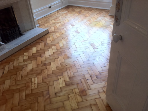 North Wales Floor Sanding in Abergele by Woodfloor-Renovations