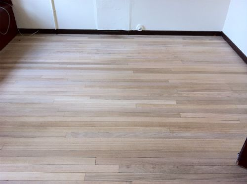 Favorite star. Narrow oak strip flooring the loveliest,most