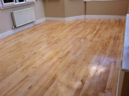 Wood floor restoration pictures recent examples of our for Hardwood floors examples