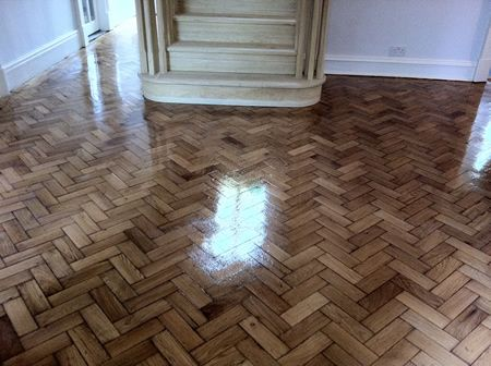 Wooden Floor Renovationstransform Your Wood Floorsparquet Flooring