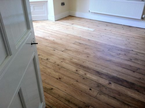 Floorboards Sanded and Sealing in Helsby, Cheshire by Woodfloor-Renovations