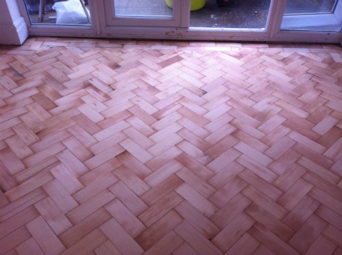 Parquet Flooring Repairs in Cheshire by Woodfloor-Renovations
