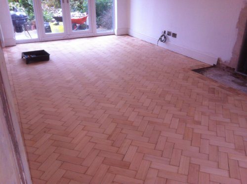 Columbian Pine Flooring Sanded and sealed by Woodfloor-Renovations