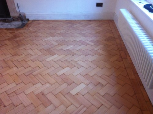 Floor Sanding in Hartford Cheshire