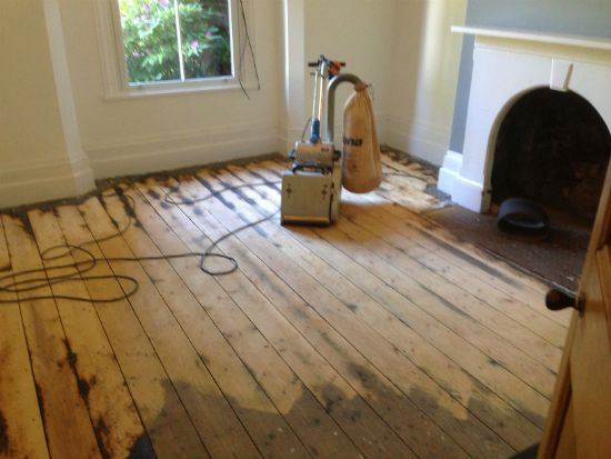 Wood Floor Sanding And Sealingpolishing In Chester And Wrexham