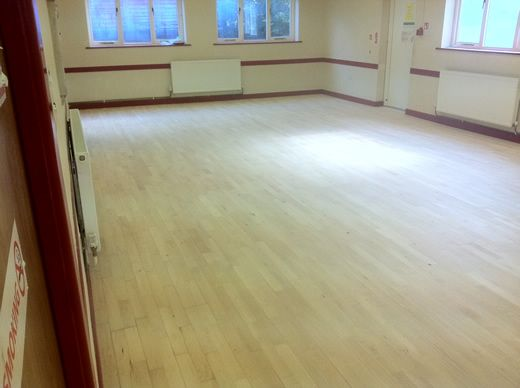 Wood Floor Sanding And Sealing In North Wales Ffynnongroyw