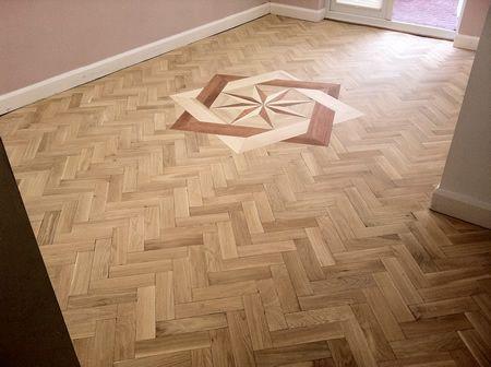 Wood Floor Sanding Chester Parquet Wood Block Flooring