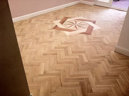 Parquet Floor Restoration in Chester, Cheshire by Woodfloor-Renovations