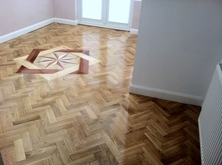 Wood Floor Sanding and Parquet Renovations in Cheshire