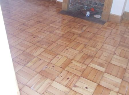... Basket weave Pine Wooden Block Parquet Flooring ... - Pine Parquet Wood Block Flooring Basketweave Pattern,Sanded And