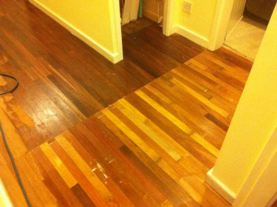 Hardwood floor patch repair wood floors for Hardwood floor repair