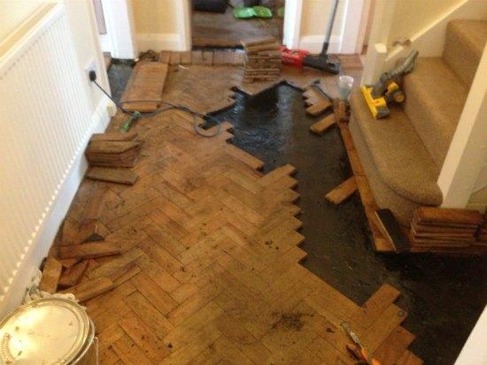Parquet wood block flooring repairs how to repair parquet for North wood flooring