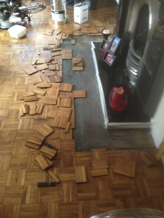 Parquet Wood Block Flooring Repairshow To Repair Parquet Blocks